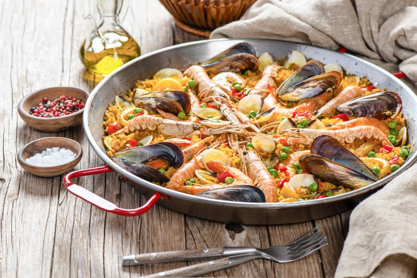 ricette dal mondo: cucina etnica ed internazionale - scuola tessieri - Cucina Etnica Ricette