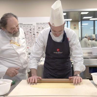 Corso di cucina professionale