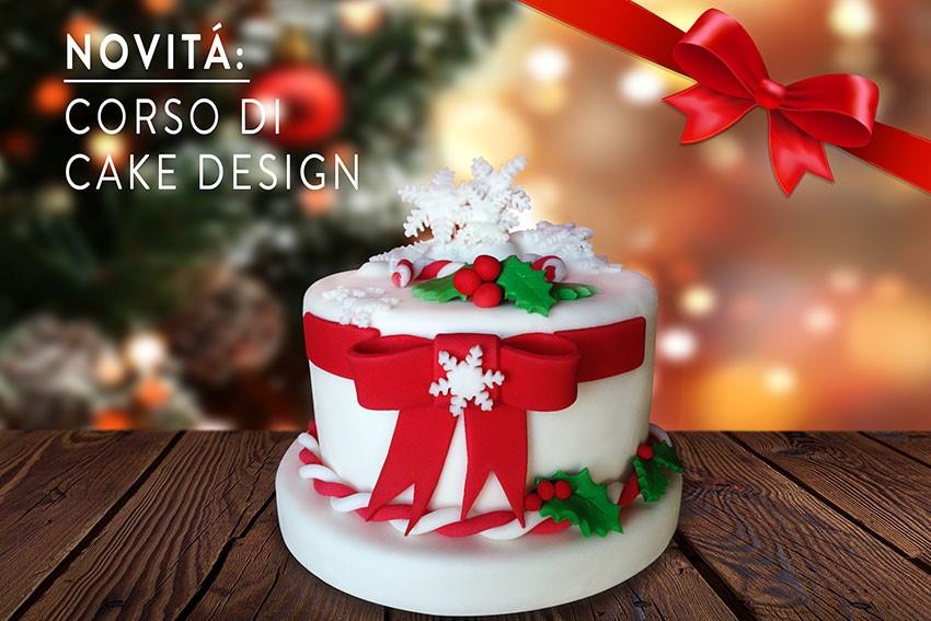 Corso di cake design su torta vera la mud cake di natale for Corso di designer