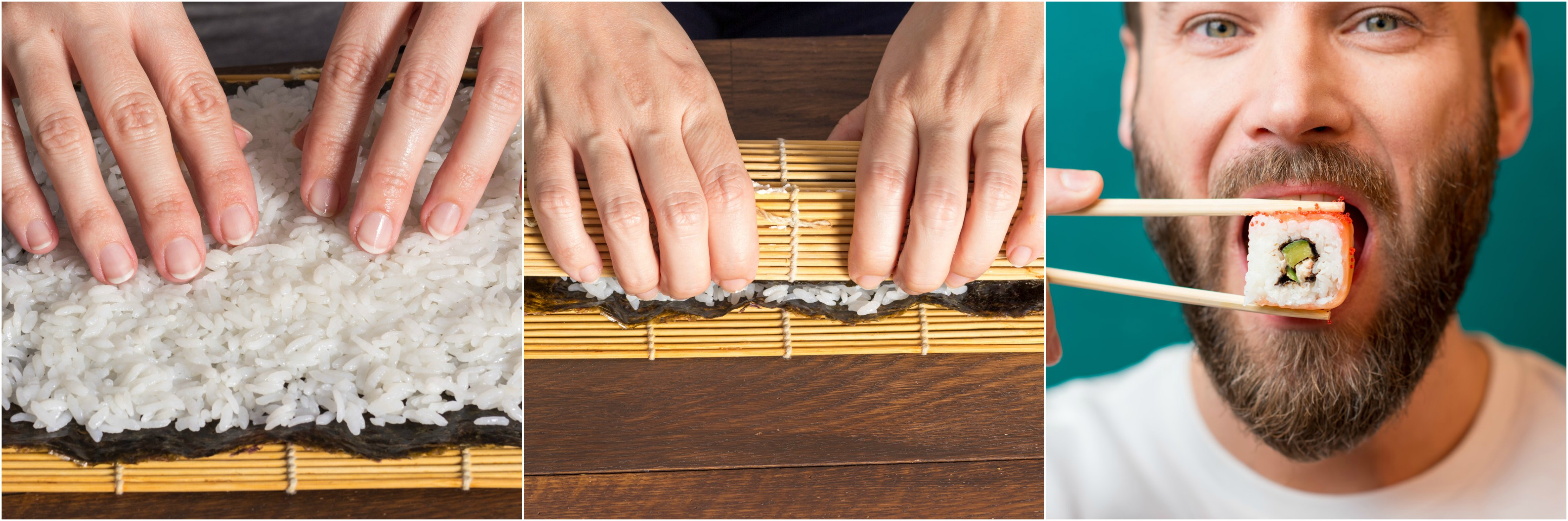 CORSO sushi a scuola tessieri