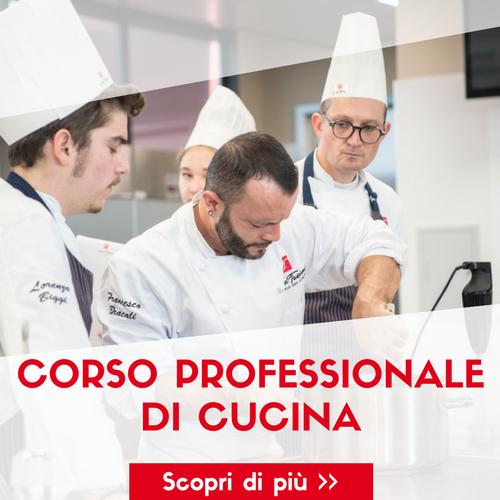 Corso professionale di cucina link homepage