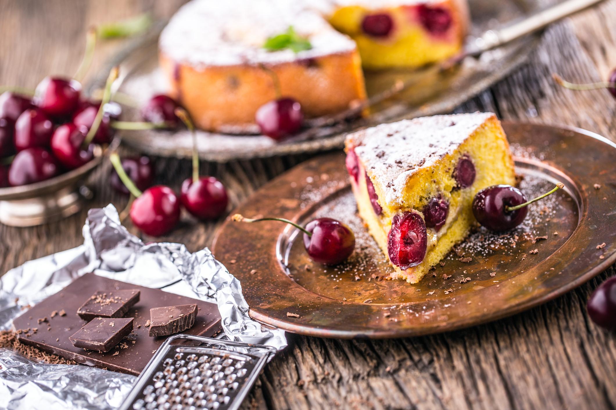 Torte Da Credenza Ricette : Dolci per le colazioni: ciambelle crostate e focacce scuola